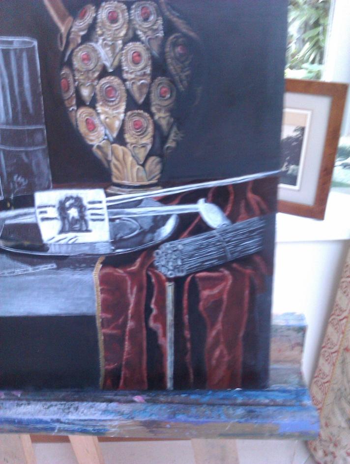 Copy process by Lara Laria Martin - Smoker - Van Ravesteyn
